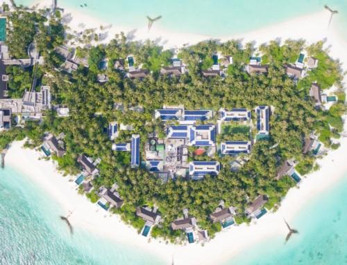Solar-diesel Hybrid Resort, Noonu Atoll, Maldives