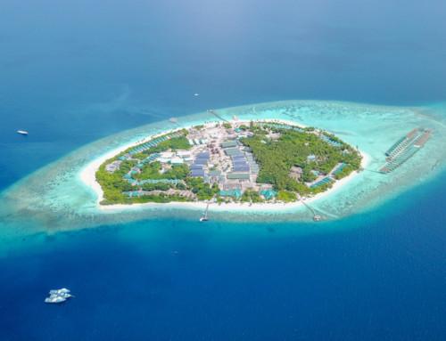 Reethi Faru Resort, Raa Atoll, Maldives