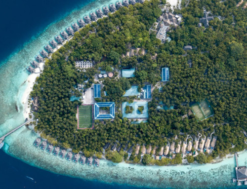 Dusit Thani Resort, Baa Atoll, Maldives